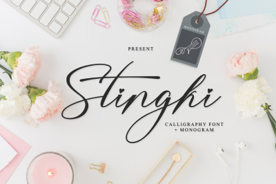 Stingki-Monogram