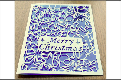 Merry Christmas, Happy New Year SVG files for Silhouette and Cricut.
