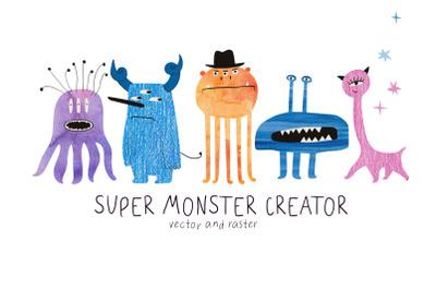 Super Monster Creator