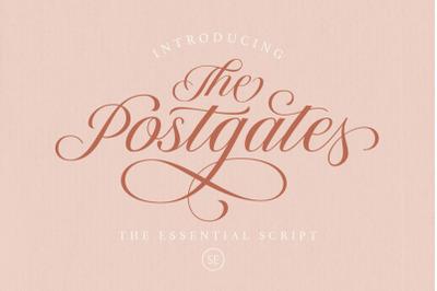 The Postgates - An Essential Script