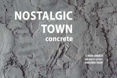 Nostalgic Town: Concrete