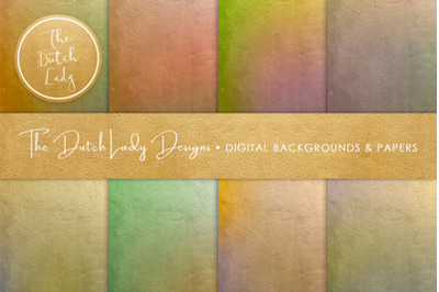 Multicolor Shiny Gradient Textures