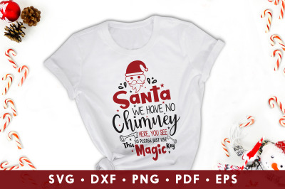 Christmas SVG, Santa SVG, Christmas Quotes SVG, DXF, PNG EPS