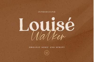 Louise Walker - FONT DUO