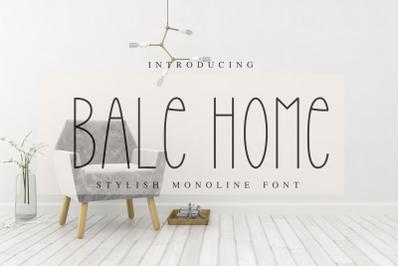 bale home