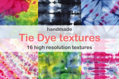 Tie Dye textures 2