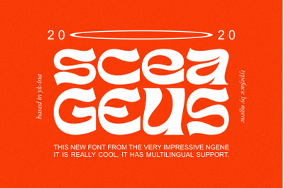 Sceageus