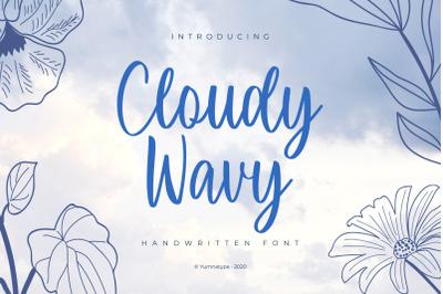 Cloudy Wavy