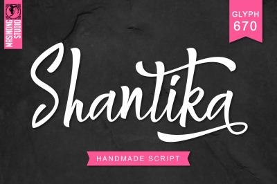 Shantika Script