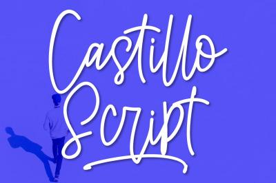Castillo Script