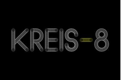 KREIS-8 - Display Font
