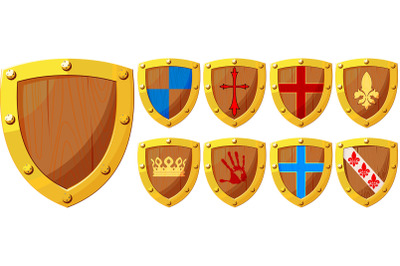 knight shields set