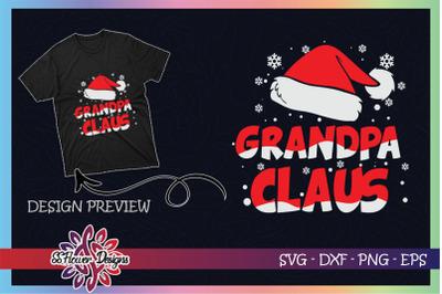 Grandpa Claus Christmas Family