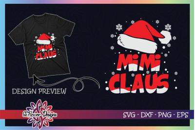 Mimi Claus Christmas Family