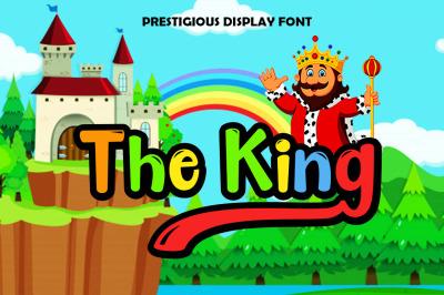 The King Display