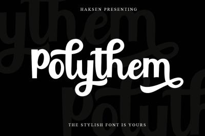 Polythem Bold Classy