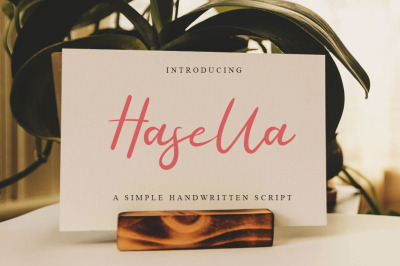 Hasella Simple Script