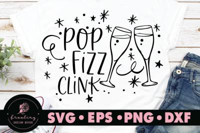 Pop Fizz Clink SVG