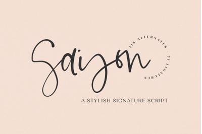 Saison Script