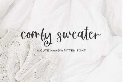 Comfy Sweater Script
