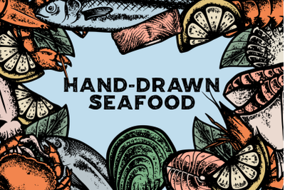 15 Hand-Drawn Nautical Vintage Illustrations