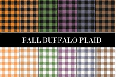 Buffalo plaid paper, buffalo digital download, buffalo plaid fall