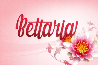 Bettaria script
