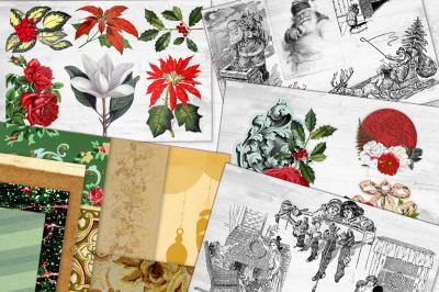 Christmas Vintage Christmas
