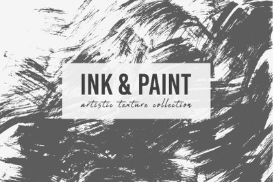 Ink & Paint Texture Collection