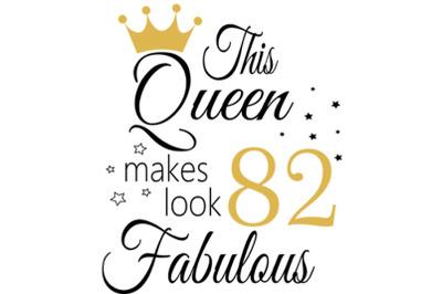 Birthday Svg, 82 Birthday svg, 82 Birthday clipart, happy birthday cri