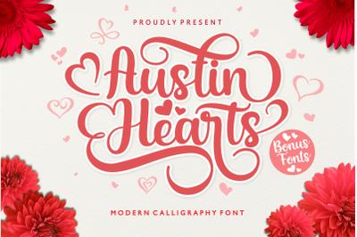 Austin Hearts