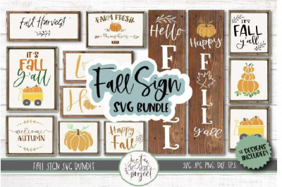 Fall SVG Designs, Fall Leaves svg, Autumn svg, Fall svg Bundle