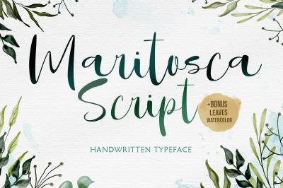 Maritosca Script