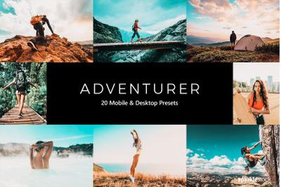 20  Adventurer LR Presets