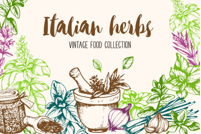 Vintage Italian Herbs