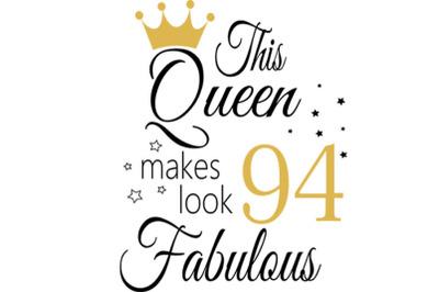 Birthday Svg, 94 Birthday svg, 94 Birthday clipart, happy birthday cri