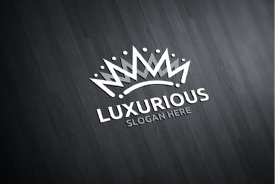 Luxurious Royal Logo 30
