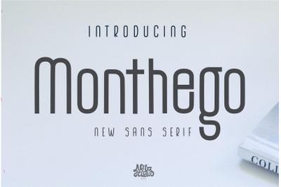 The Monthego Sans Serif