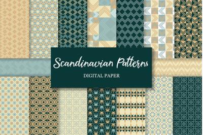 Scandinavian Digital Paper