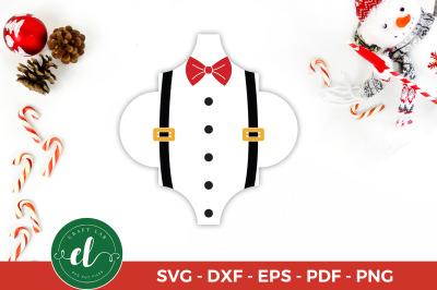 Arabesque Tile Ornament SVG, Christmas Dress, Christmas SVG