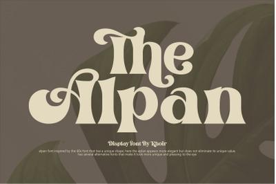 The Alpan