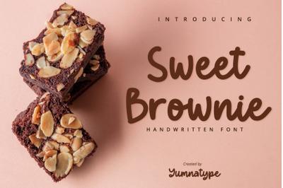 Sweet Brownie
