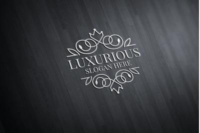 Luxurious Royal Logo 42