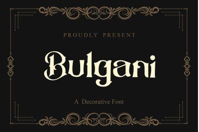 Bulgani
