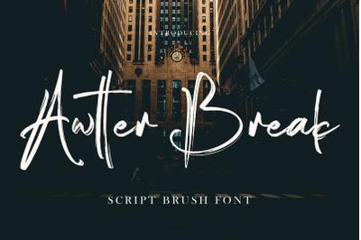 Awtter Break