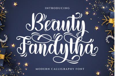 Beauty Fandytha