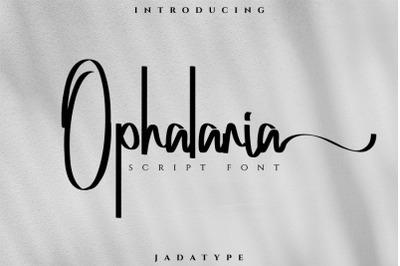 Ophalaria