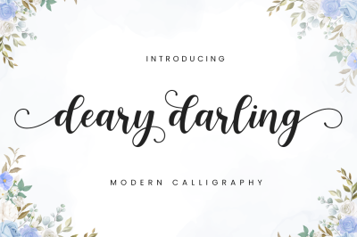 Deary Darling