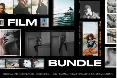 FILM FRAMES & INSTANT BUNDLE
