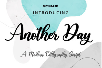 Another Day Script